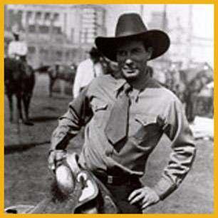 Nascido em maio de 1903 na Pensilvânia, Pete Knight curiosamente faleceu quase 6 meses após a conquista do seu quarto título mundial da PRCA