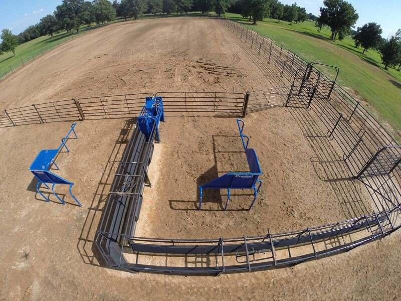 Com muitos anos de estudo, chegou-se a conclusão de que um fator primordial para o sucesso dos cavalos é a qualidade da pista de laço