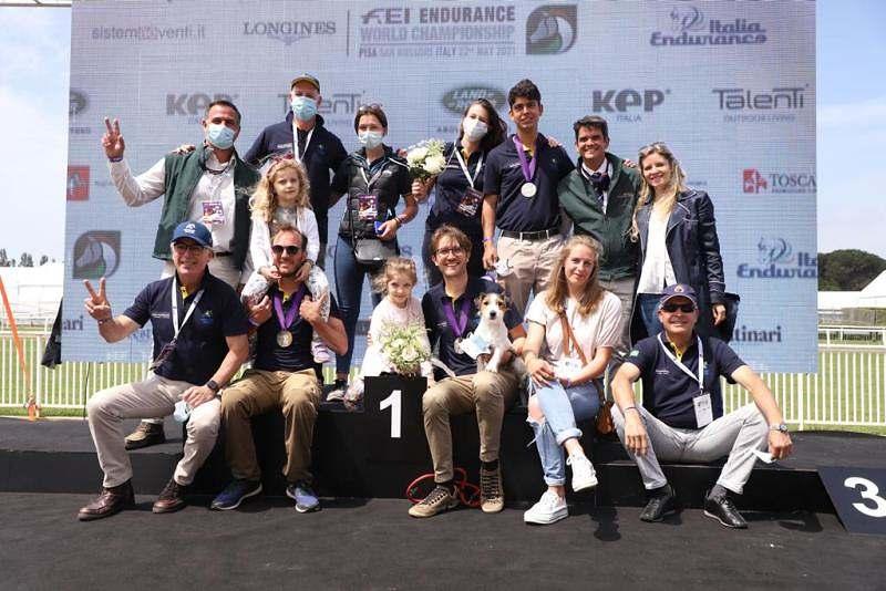 Prata do Brasil no Mundial de Enduro é tema do Programa do Cavalo Árabe