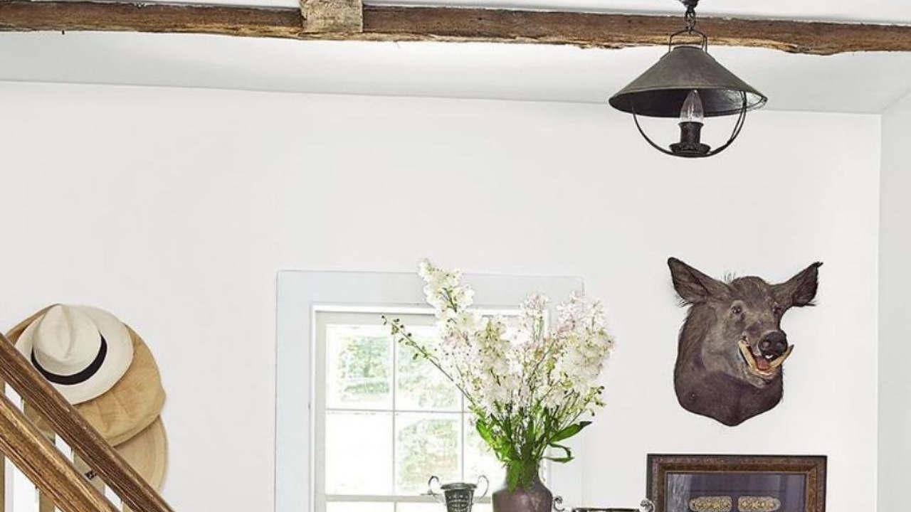 Cores de tinta branca iluminam qualquer espaço da sua casa