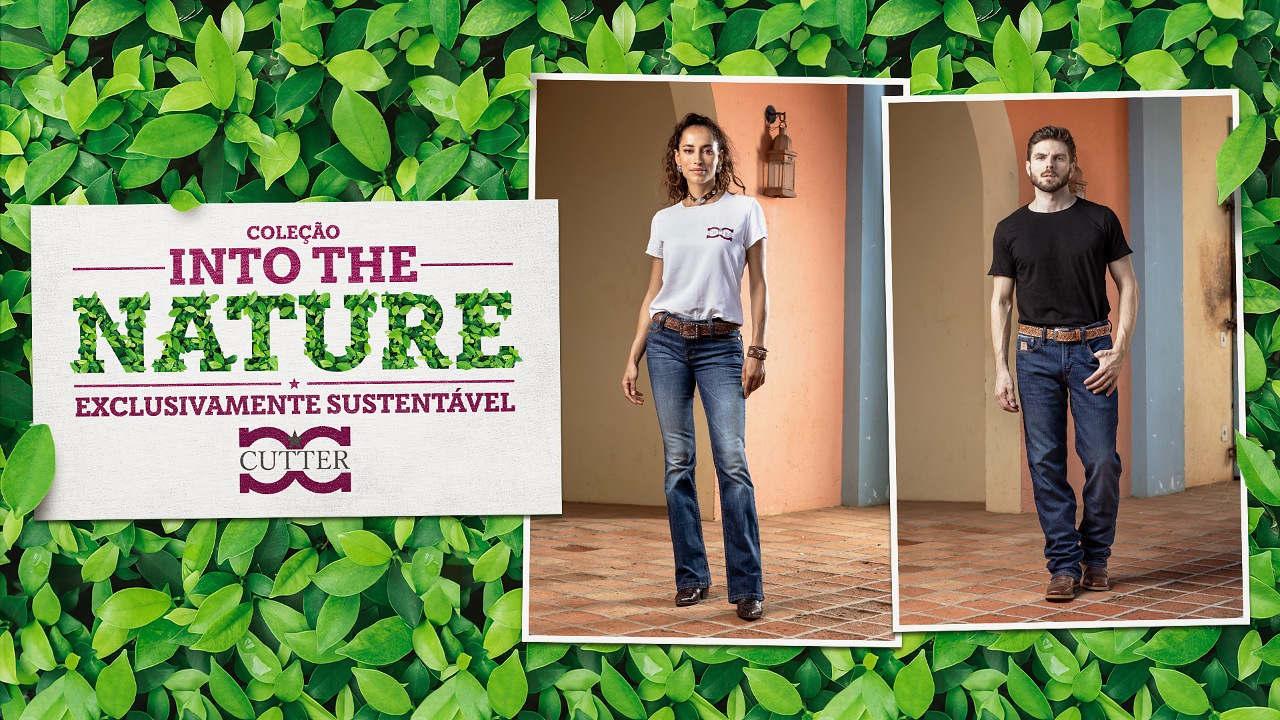 De exclusiva à moda consciente: Cutter Jeans lança coleção sustentável