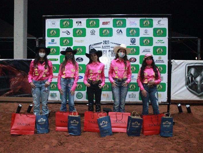 Barrel Show 2021: evento contou com a participação de 519 animais e 192 competidores, que realizaram o total de 1743 inscrições
