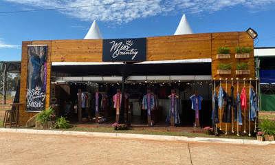 Além de garantir estilo e conforto com a marca, participantes que passarem pelo estande poderão concorrer a R$ 500,00 em compras