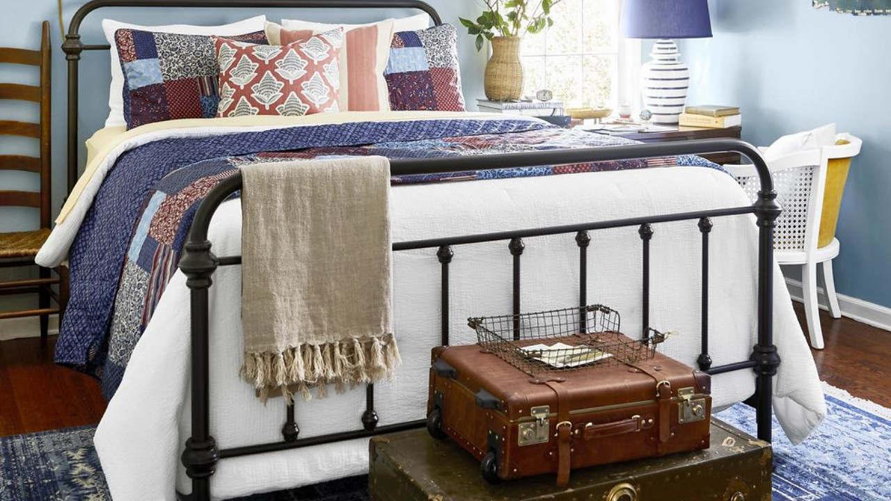 Paleta azul transforma ambientes simples em cômodos de rara beleza