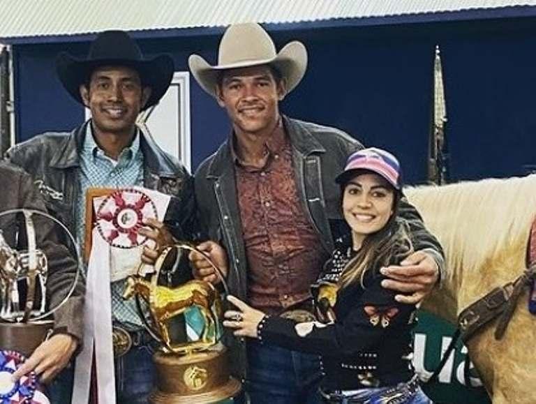 PRCA: Junior Nogueira, Marcos Alan Costa e Keyla Polizello Costa somaram pontos na rodada em diversos rodeios e melhoraram suas posições