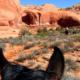 Cavalgada na Reserva Indígena Navajo