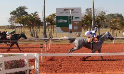 Fantastic Fly Apollo venceu com B Guimarães na condução e R Rosa no treinamento.