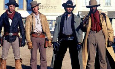 Lançado em 1985, o filme Silverado chegou em uma época em que o gênero western não estava tanto em alta nas telonas