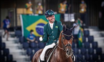 Rodolpho Riskalla conquista medalha de prata nos Jogos Paralímpicos