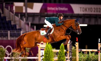 Com uma apresentação impecável de Marlon Zanotelli com Edgar, que completou o percurso sem erros e dentro do tempo, o Time Brasil conseguiu a classificação para a final por equipes nos jogos Olímpicos de Tóquio.