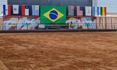 Breeders' Cup e Internacional do Cavalo Árabe movimentaram o Centro Hípico de Tatuí