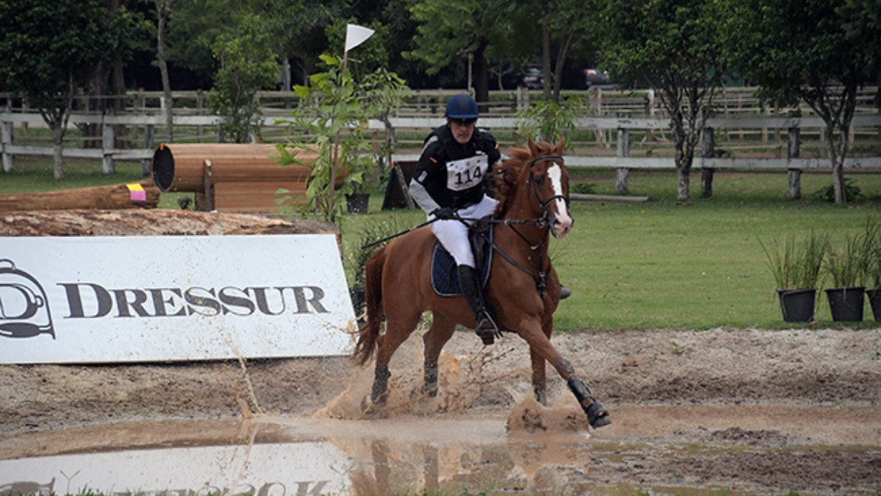 Clube Hípico de Santo Amaro recebe Campeonato Brasileiro e Internacional de Concurso Completo Equitação