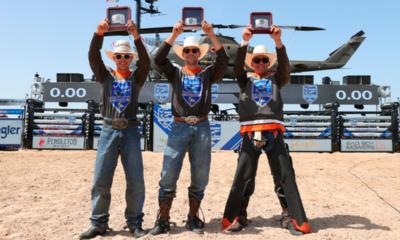Cowboys For A Cause tem renda revertida para família de Amadeu Campos