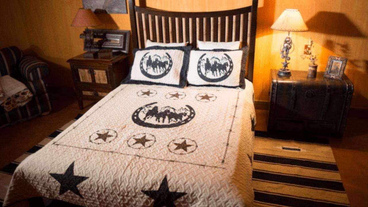 Ideias básicas podem deixar o seu quarto com mais estilo no tema country