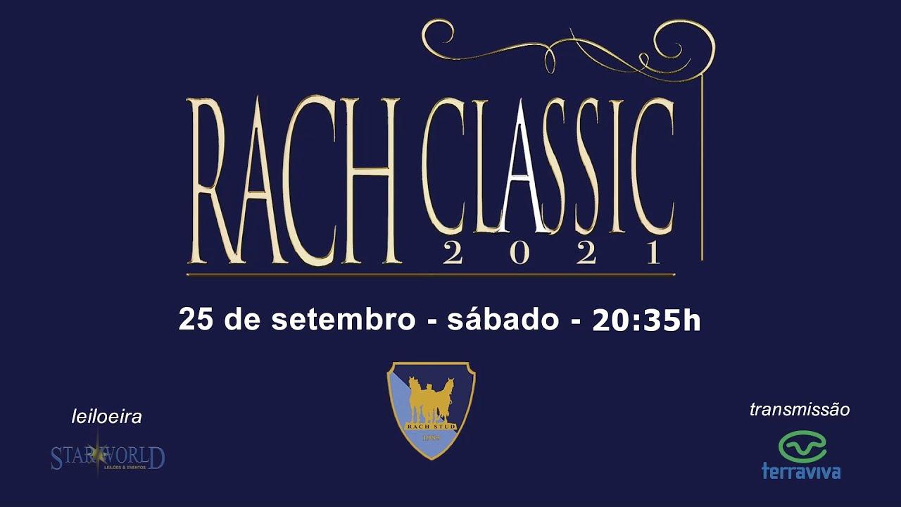 Leilão Rach Classic 2021