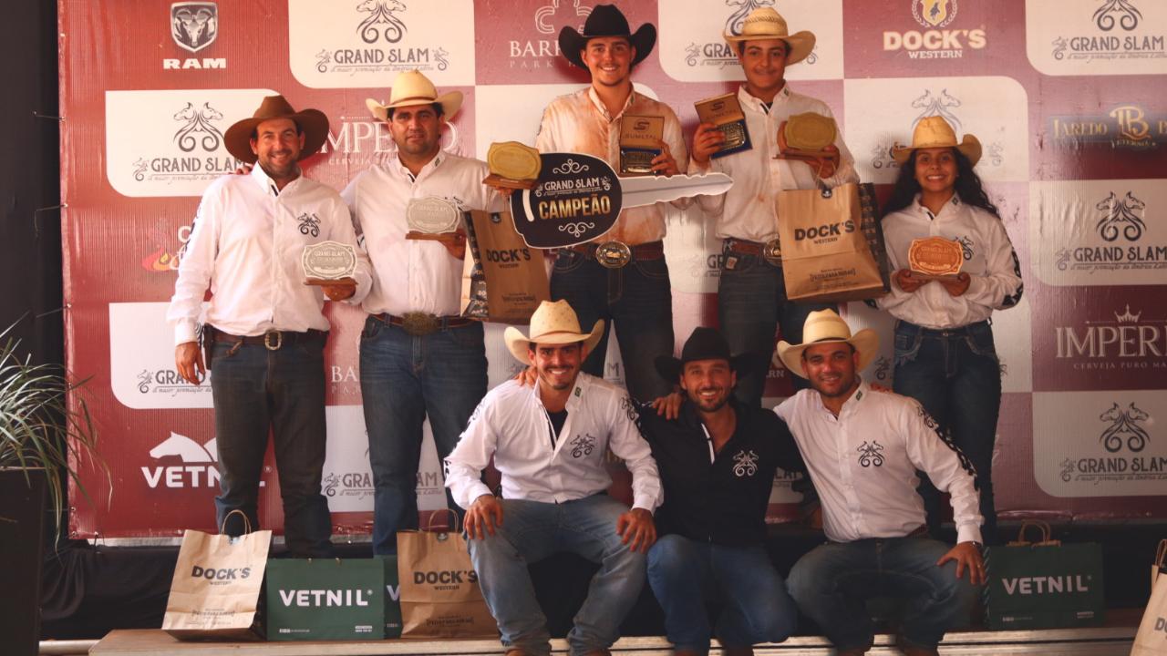 Campeonato Grand Slam 2021 distribui a maior premiação da América Latina em SP
