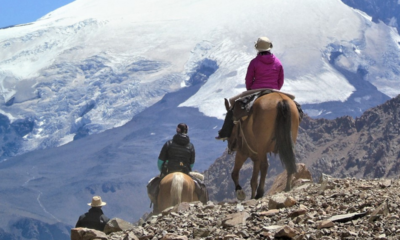 Travessia Paso de Piuquenes - Cordilheira dos Andes – Argentina