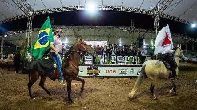 39ª Nacional do Cavalo Campolina é realizada em Conselheiro Lafaiate