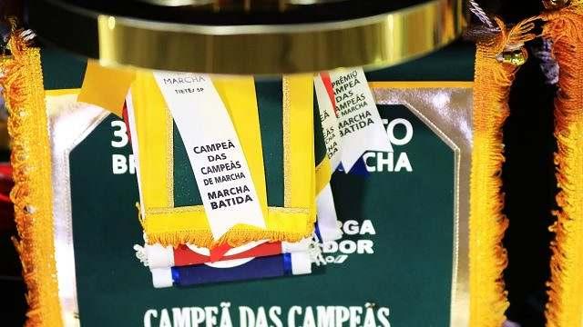 Campeã das Campeãs de Marcha Batida Mangalarga Marchador