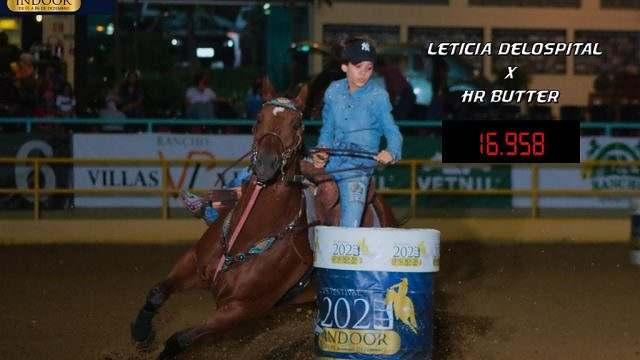 HR Butter Exocett é a Appaloosa mais rápida do Brasil