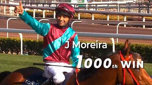 jockey brasileiro João Moreira